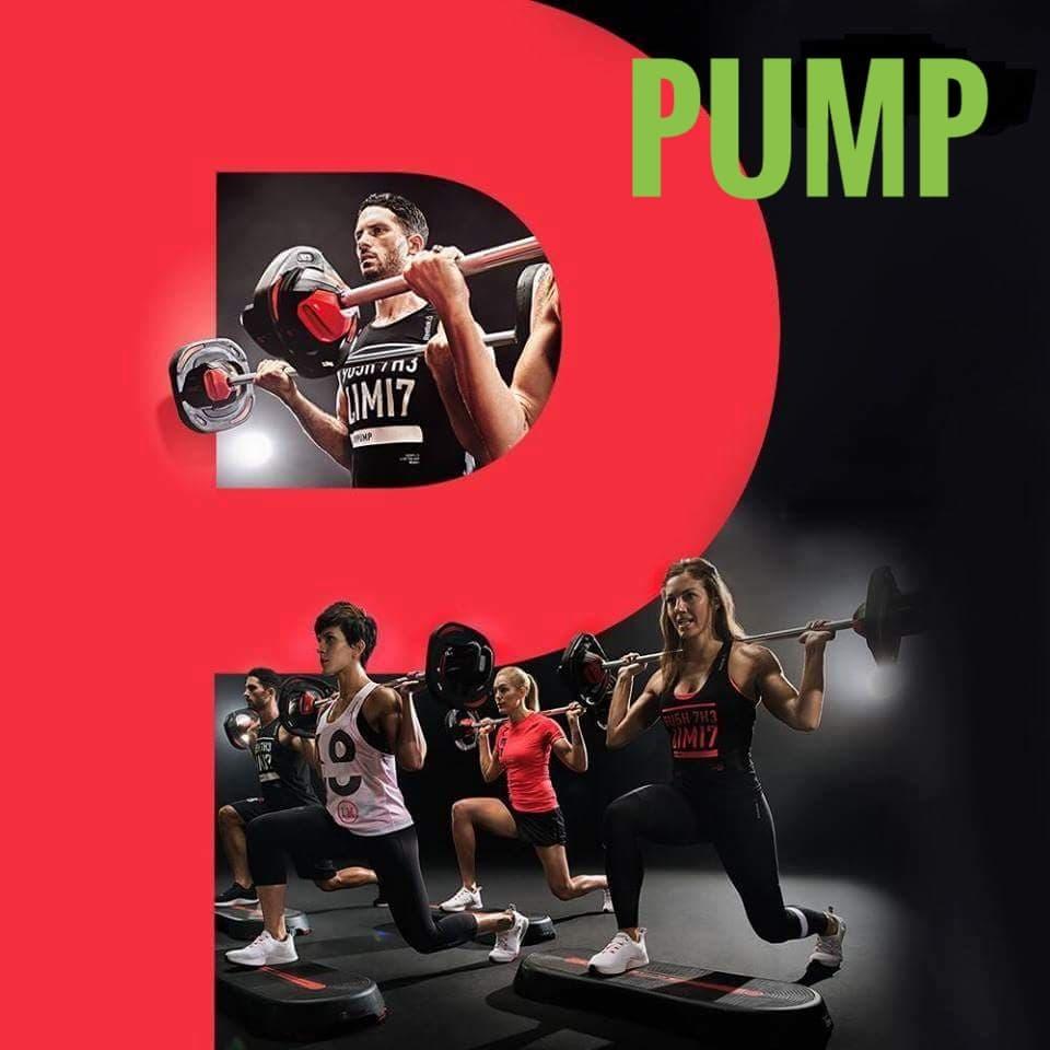 Ukázka z cvičení Pump